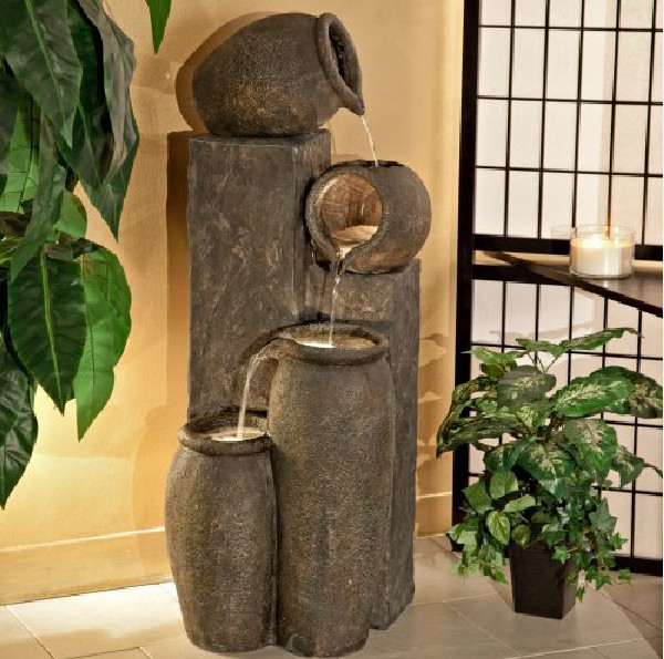 Best Decorative Indoor Water Fountains Pool Design Ideas This Month
