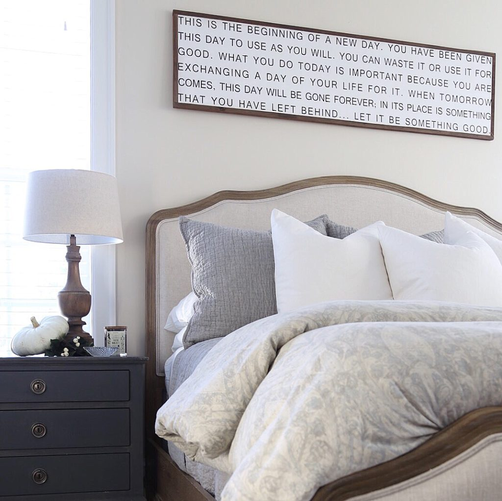 Best Fall Master Bedroom Tour Cape Cod Farmhouse Cambridge This Month