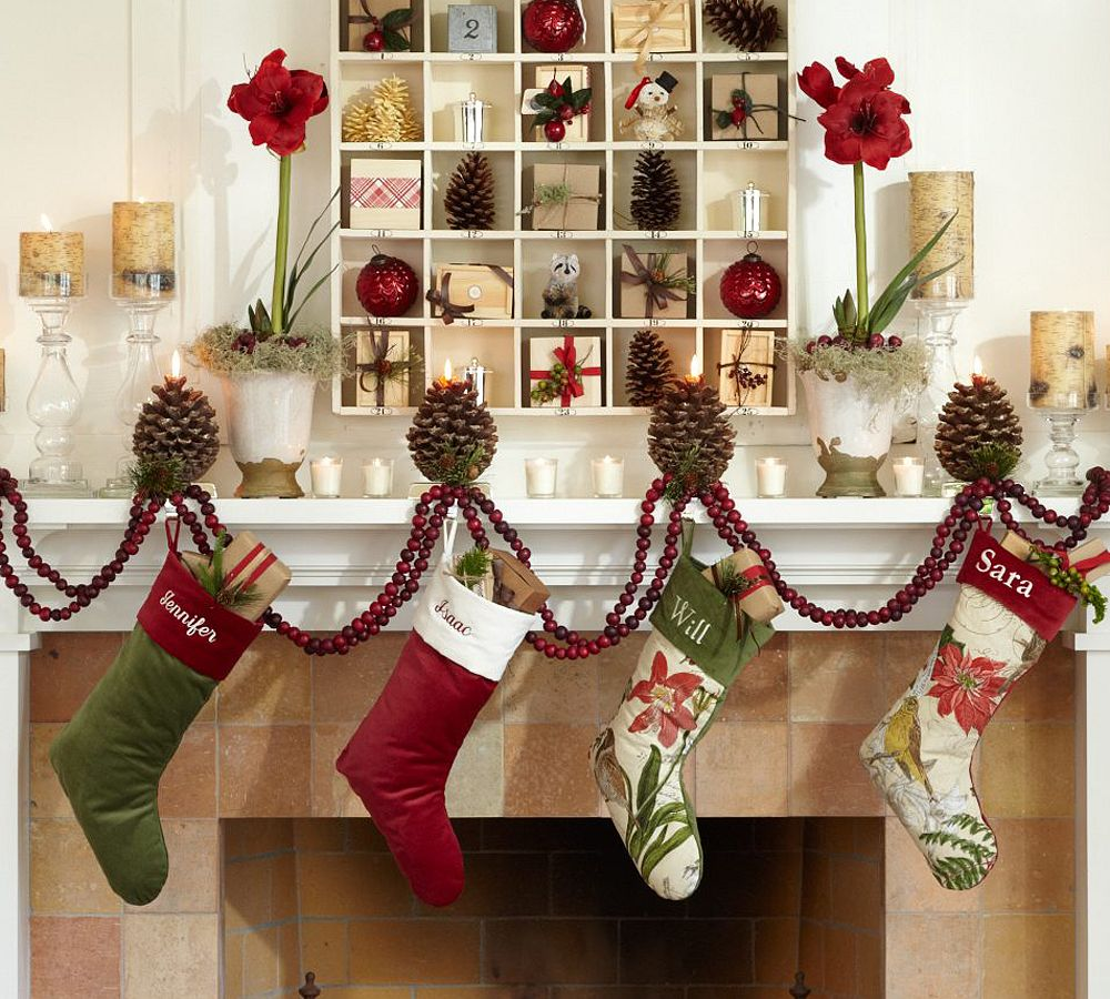 Best Holiday Decorating 2010 By Pottery Barn Digsdigs This Month