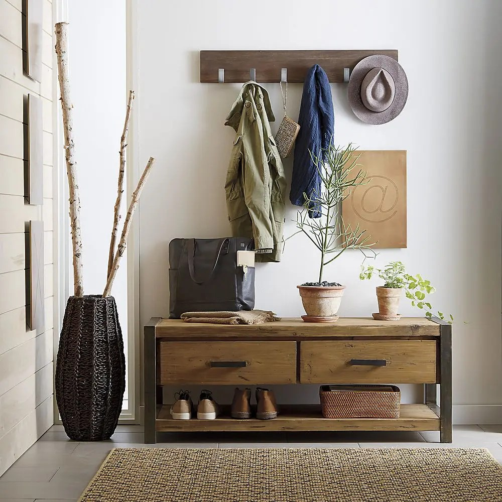 Best 30 Eye Catching Entryway Benches For Your Home Interior This Month