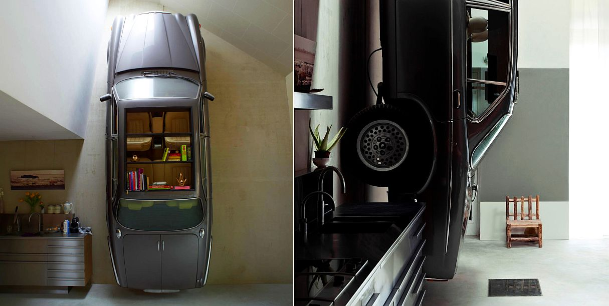 Best 20 Car Inspired Interior Décor Ideas For Automotive Fans This Month