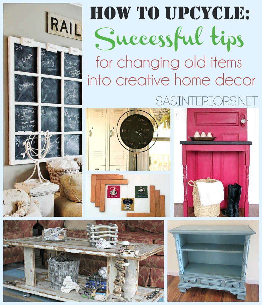 Best How To Upcycle Successful Tips For Changing Old Items This Month
