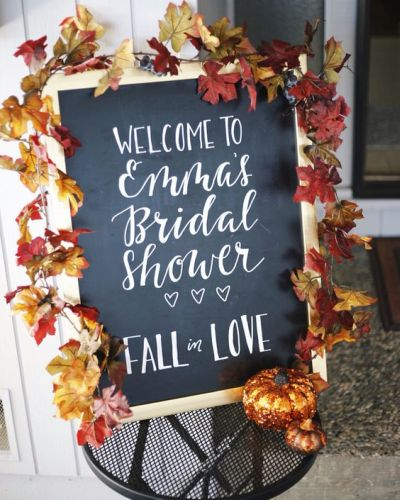 Best Bridal Shower Themes This Month