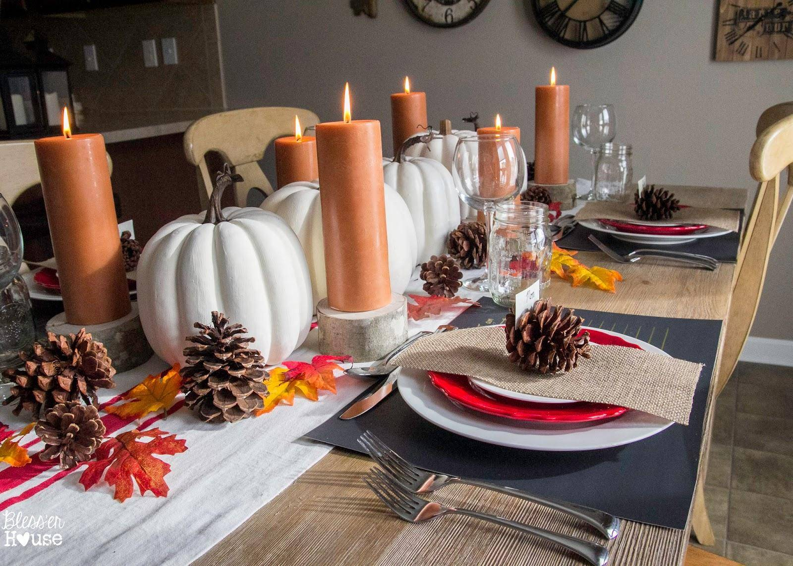 Best 15 Creative Dollar Store Fall Decor Ideas Anyone Can Make This Month