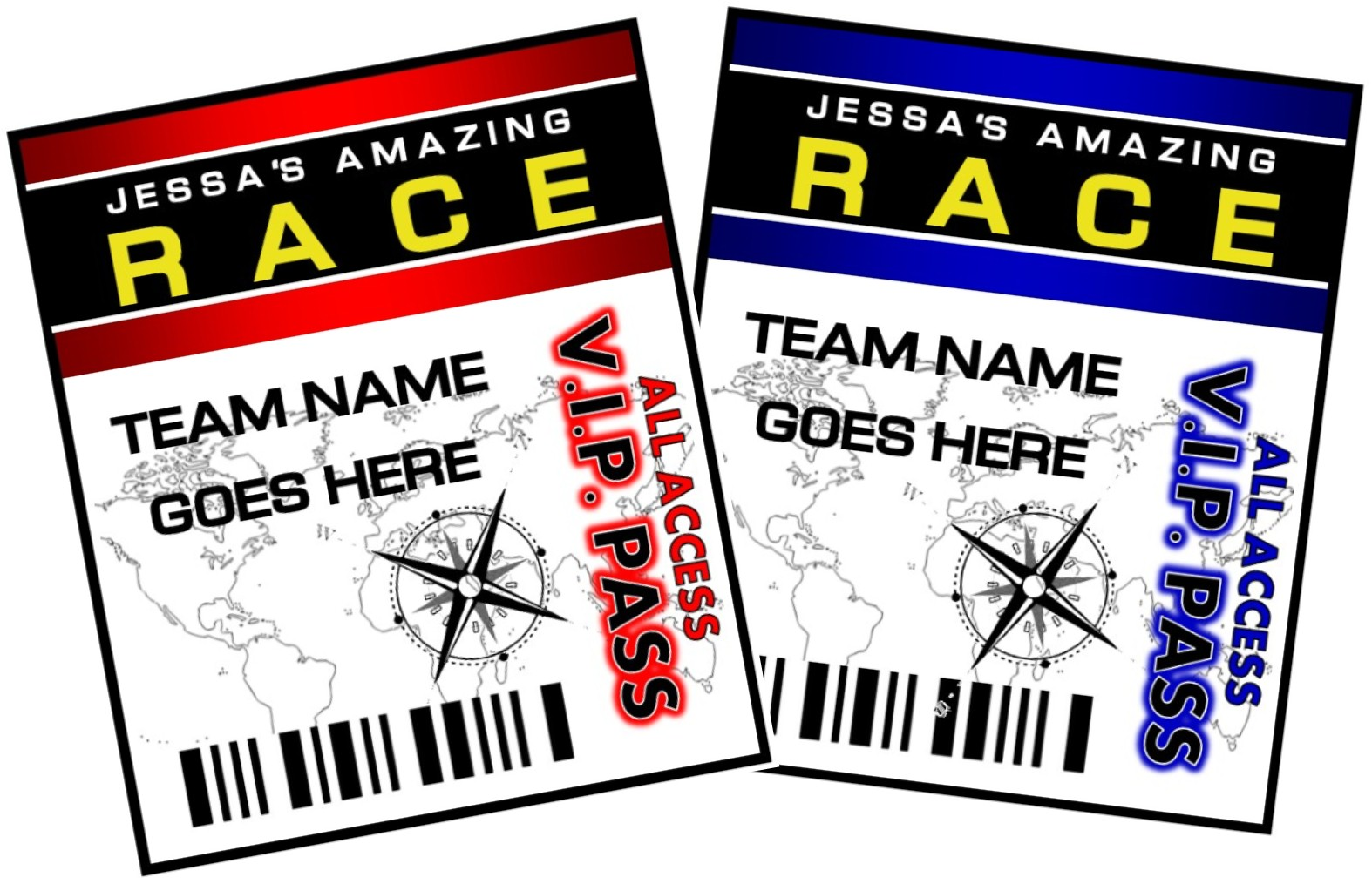 Best Amazing Race Party Supplies And Invitations This Month