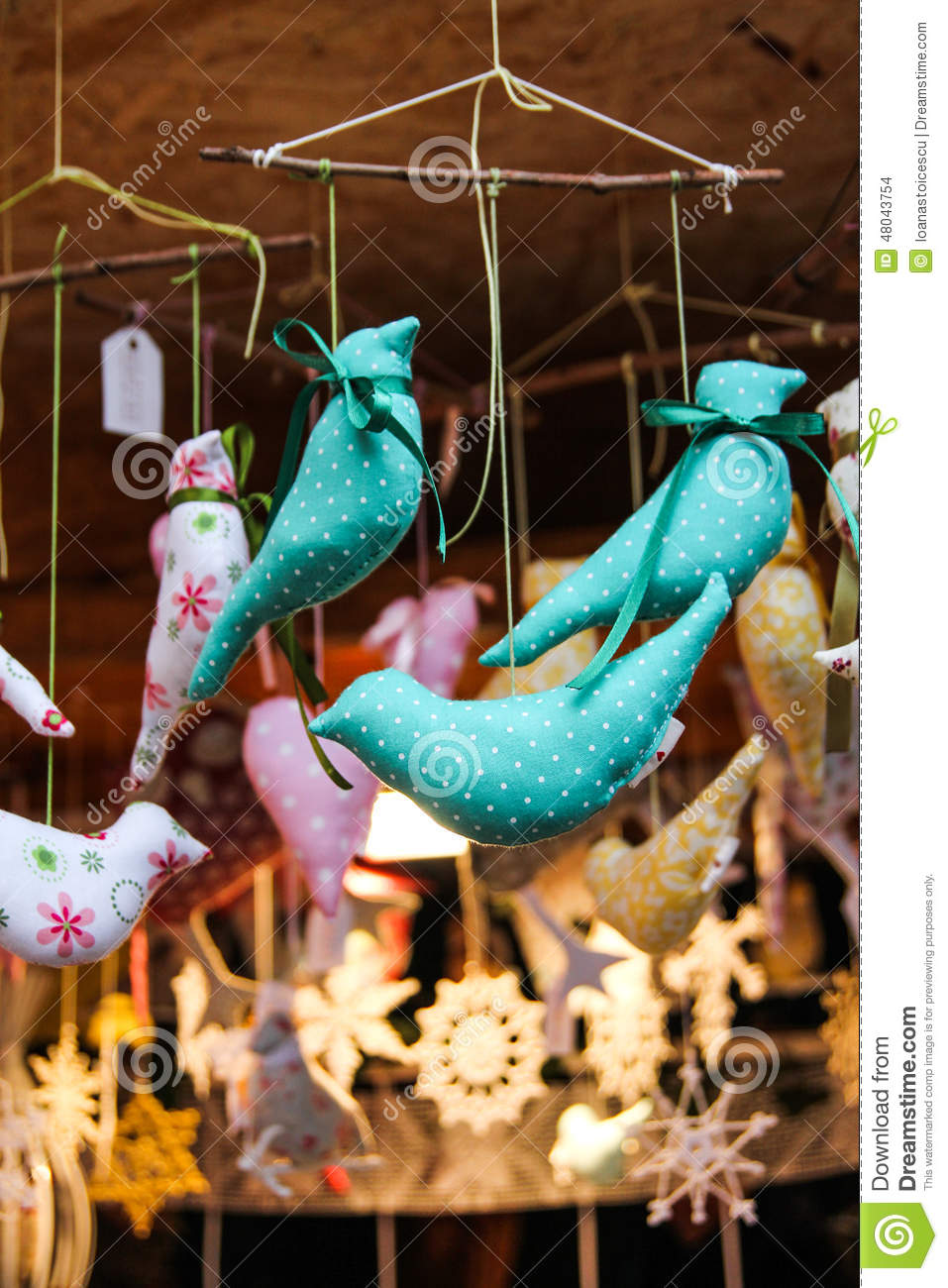 Best Stuffed Bird Home Hanging Decorations Stock Photo Image This Month