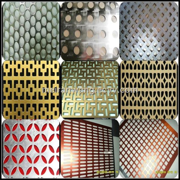 Best Anodized Decorative Perforated Aluminum Sheet From China This Month