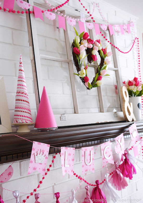 Best Diy Princess Party Decorations 17 Silhouette Crafts This Month