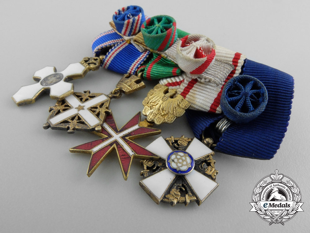 Best A Fine Set Of Miniature Decorations Awards And Medals This Month