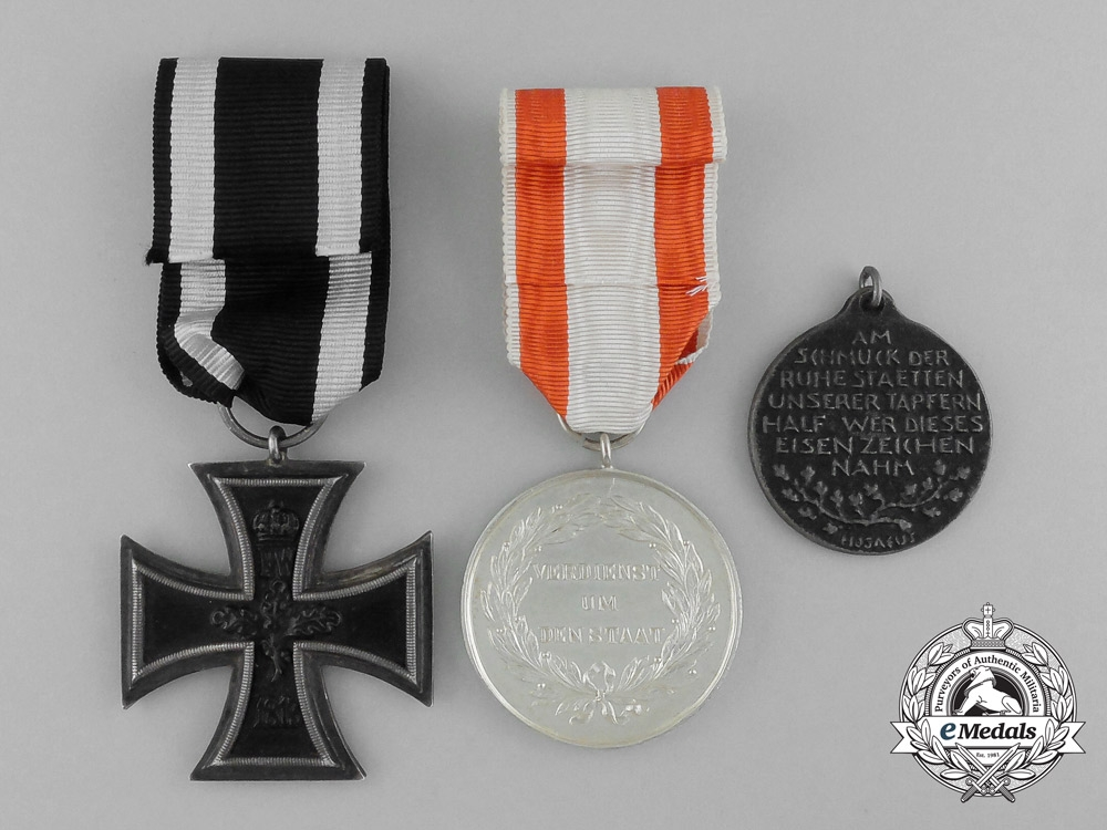Best Three First War German Medals Awards And Decorations This Month