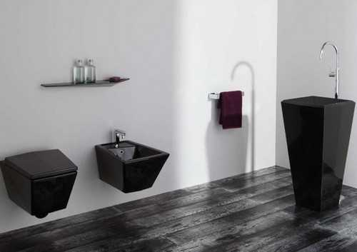 Best Black Bathroom Fixtures And Decor Keeping Modern Bathroom This Month