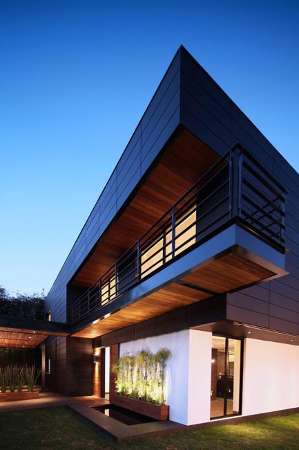 Best Contemporary House Design With Exterior Ceramic Panels And This Month