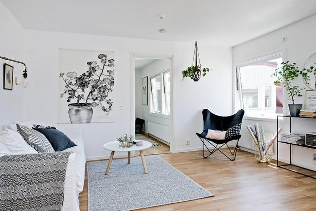Best Black White Decorating Ideas In Scandinavian Style To Make This Month
