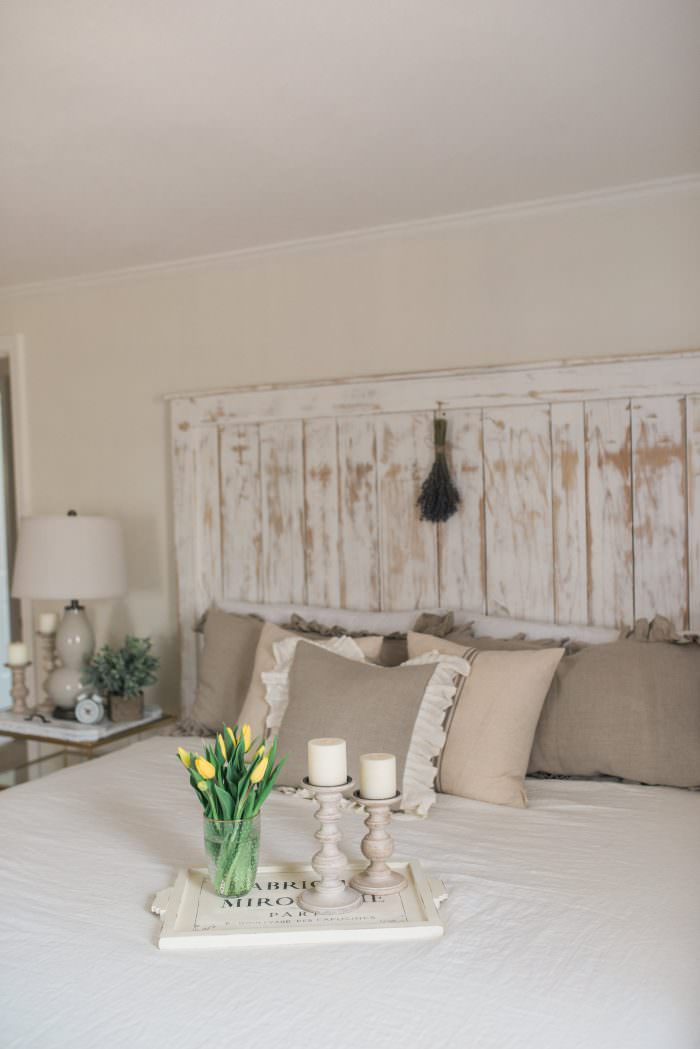 Best French Country Farmhouse Decor Our Bedroom Lynzy Co This Month
