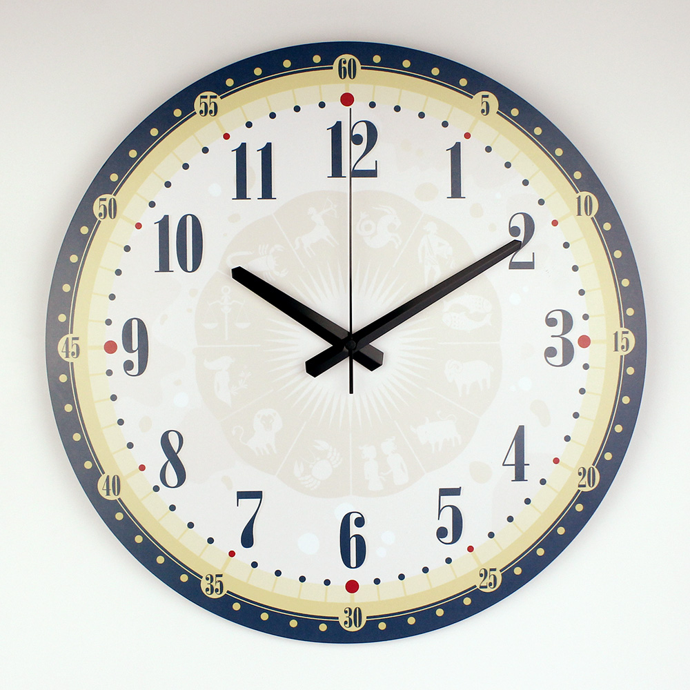 Best Modern Home Decoration Wall Clock Warranty 3 Years Fashion This Month