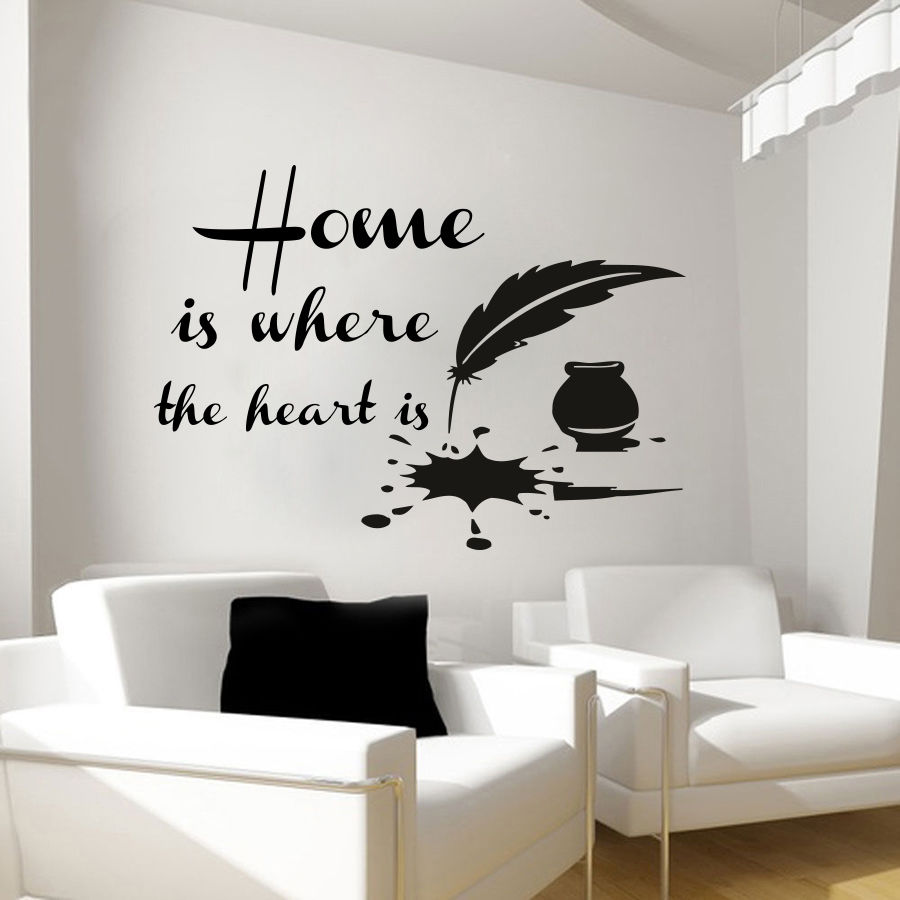 Best Quotes Wall Decals Home Decal Vinyl Sticker Interior This Month