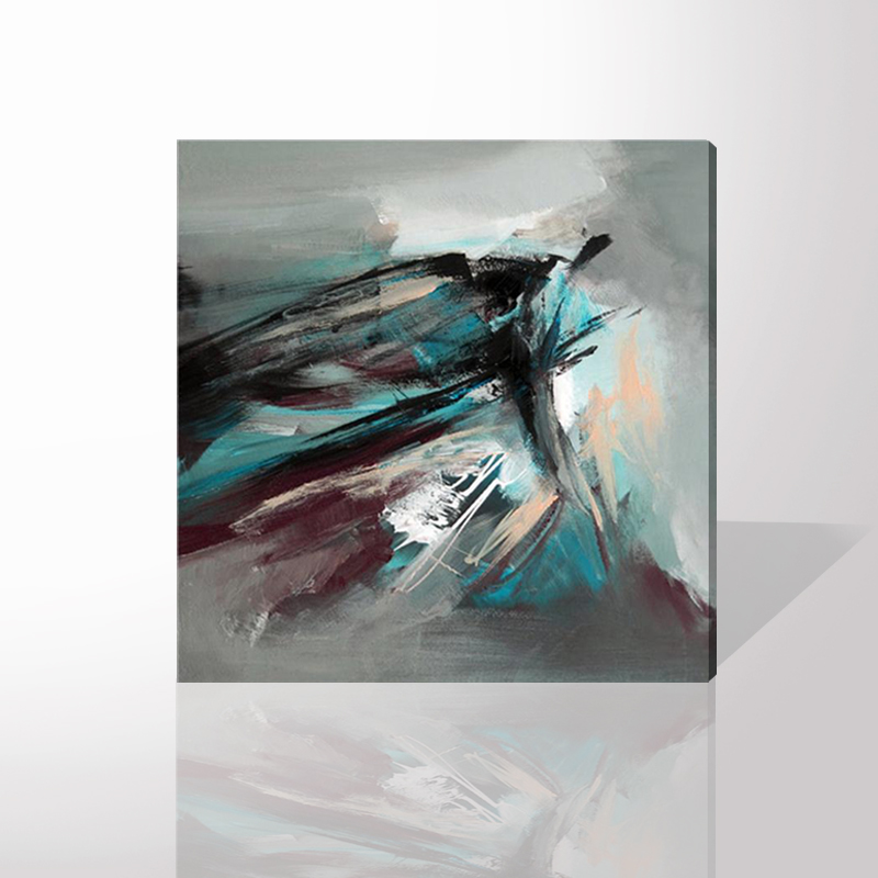 Best 100 Hand Painted Modern Simple Color Abstract Painting On This Month