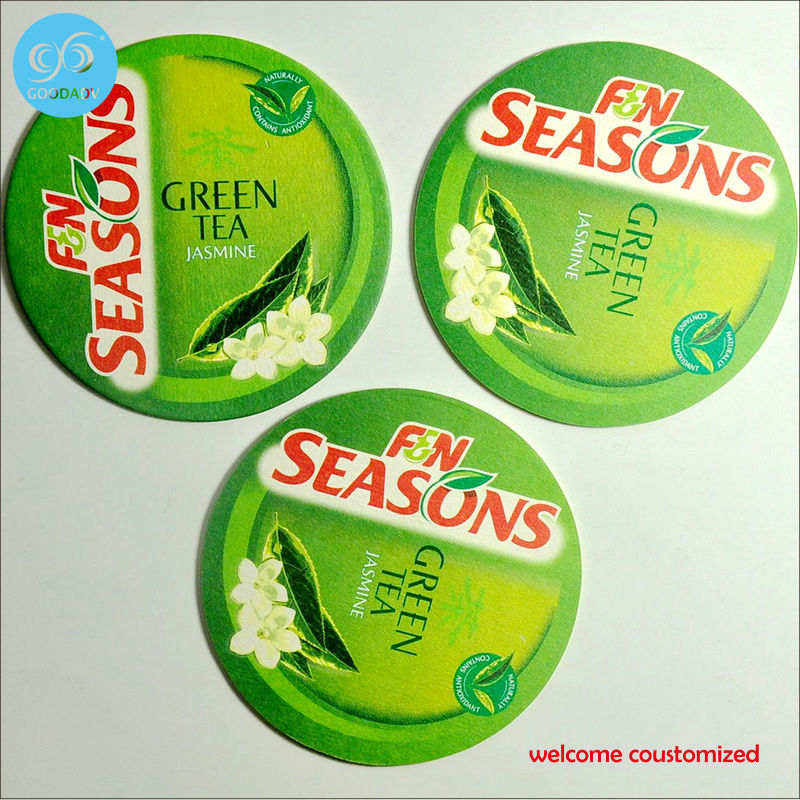 Best Custom Wholesale Cheap Drink Coaster Promotional This Month