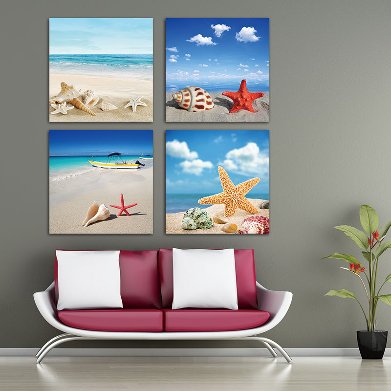 Best Canvas Paintings Wall Art Pictures 4 Pieces Modern Print This Month