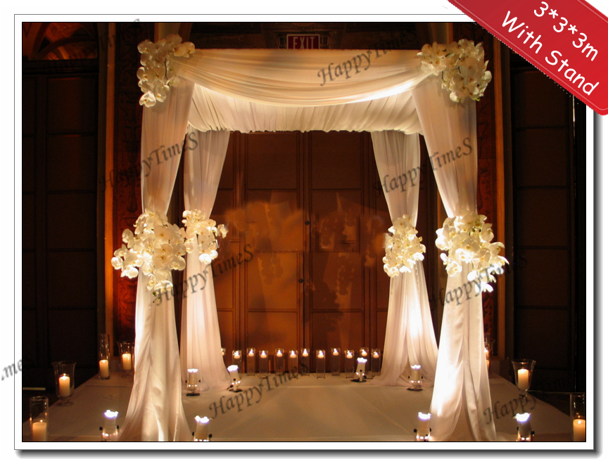 Best 3 3 3M Wedding Decoration Reception Hall With Matched This Month