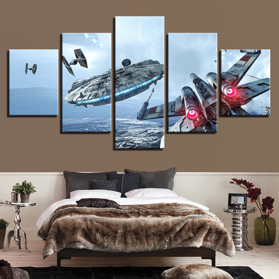 Best Canvas Hd Prints Pictures Home Decor Movie Paintings 5 This Month