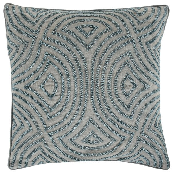 Best Decorative Adriel Geometric 20 Inch Throw Pillow Free This Month