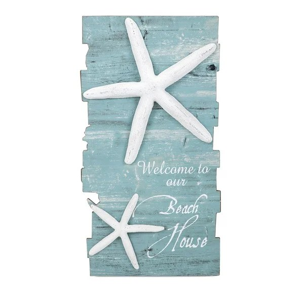 Best Beach House Starfish Wall Decor Free Shipping Today This Month Original 1024 x 768