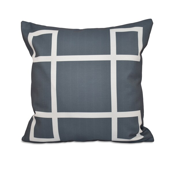 Best Shop 20 X 20 Inch Geometric Print Decorative Throw Pillow This Month