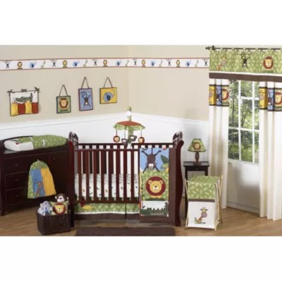 Best Sweet Jojo Designs Jungle Time Crib Bedding Collection This Month