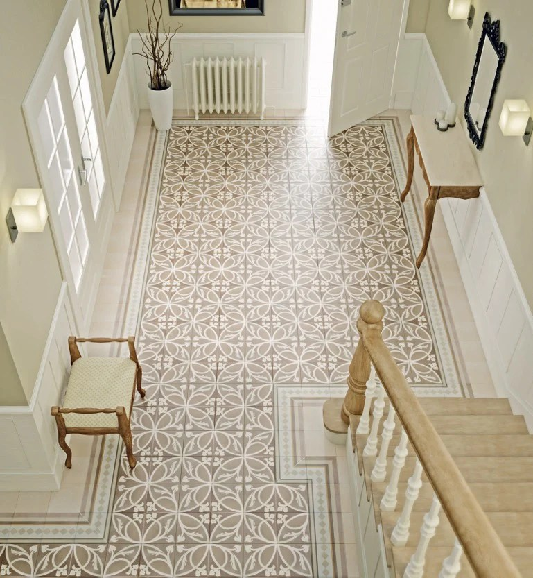 Best A Guide To Using Decorative Patterned Wall Floor Tiles This Month