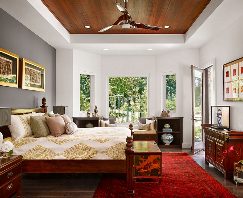 Best Asian Inspired Bedrooms Design Ideas Pictures This Month