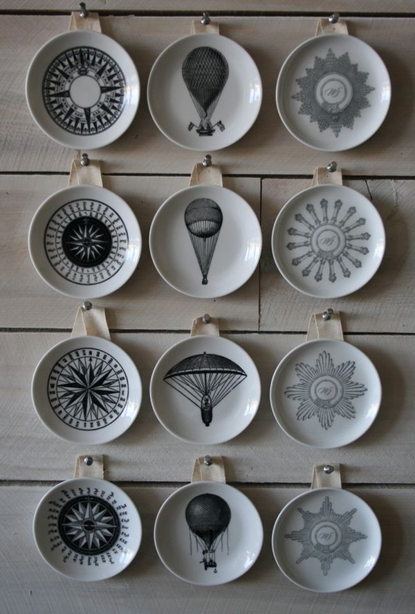Best Decorative Vintage Inspired Wall Plates This Month