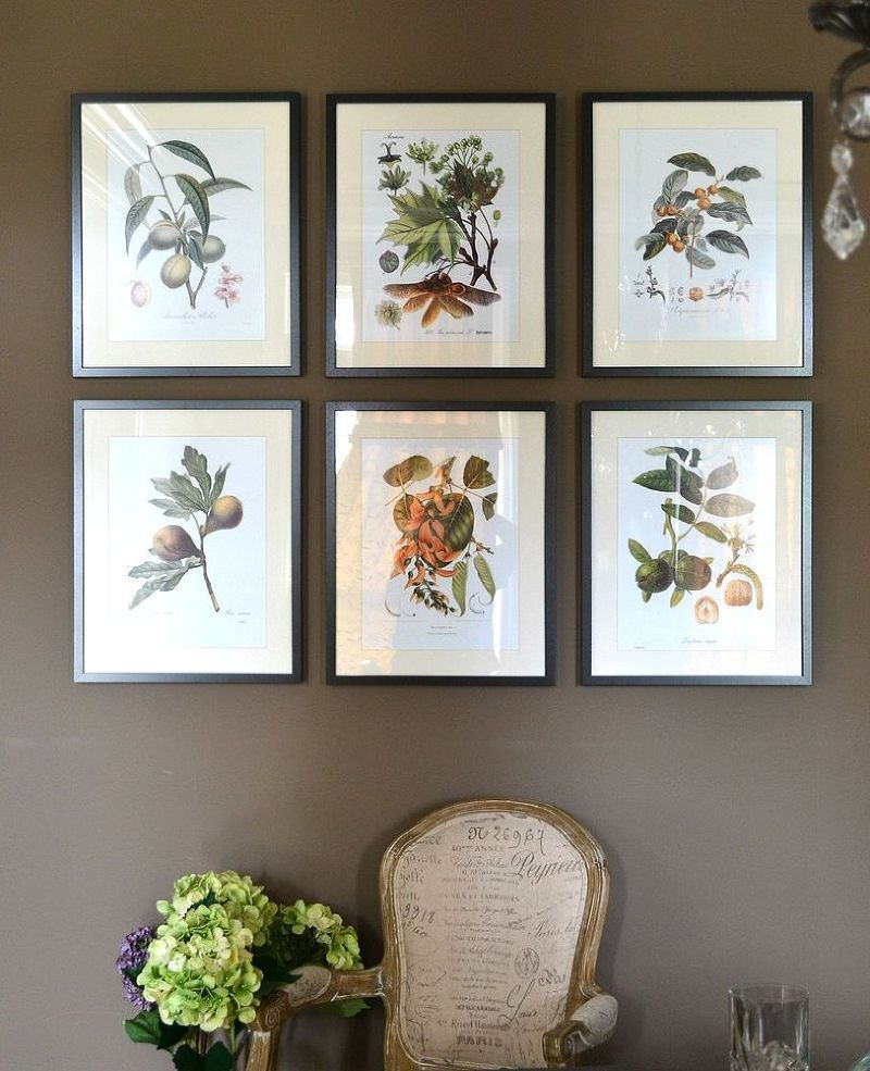 Best Botanical Prints Sprinkled Around The House This Month