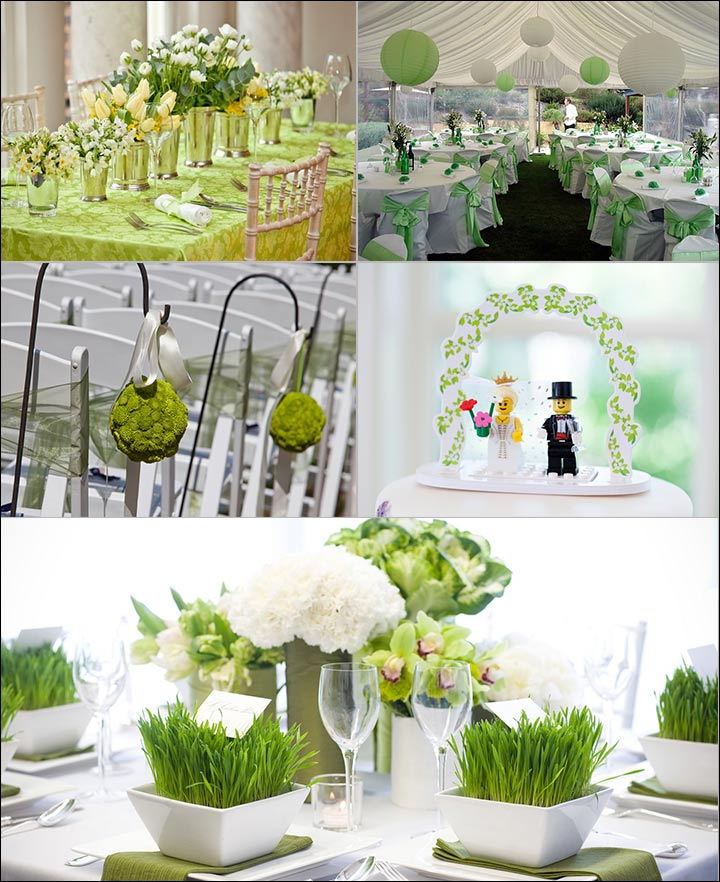 Best 5 Green Wedding Decorations That Will Leave You Speechless This Month