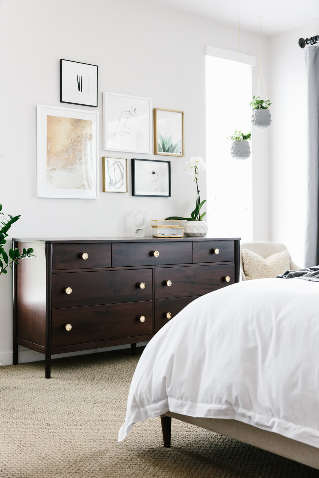 Best My Modern And Minimalist Bedroom Design With Havenly This Month