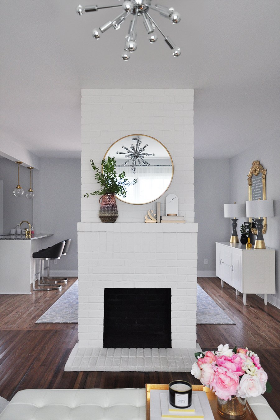 Best Fireplace Decor 3 Simple Ways To Decorate Your Mantle For This Month