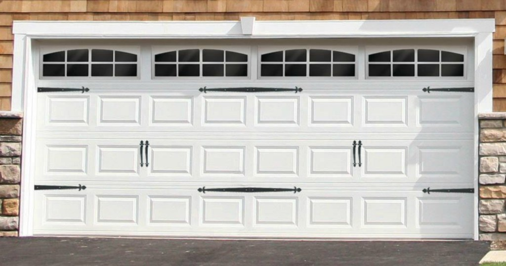 Best Decorative Garage Door Hardware Kit Only 19 99 Shipped This Month