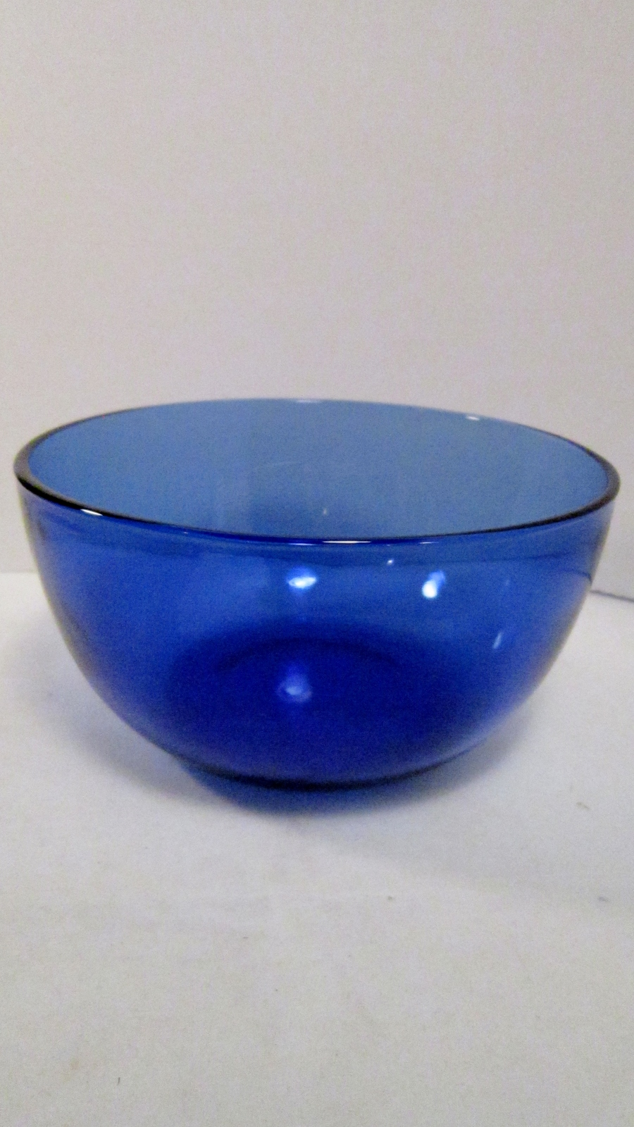 Best Cobalt Blue Glass Bowl Serving Dish Vase For Red White This Month
