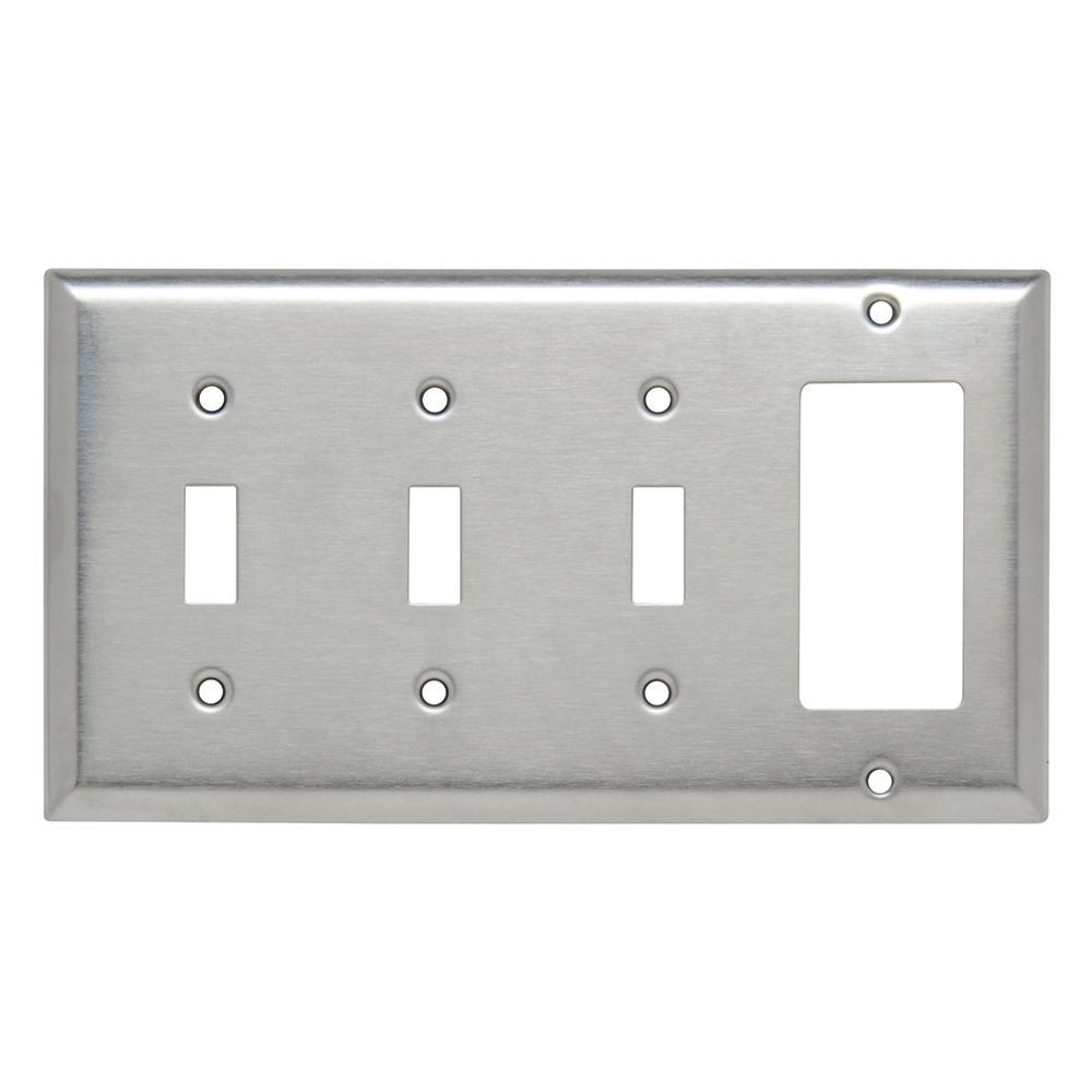 Best 302 Series 4 Gang Decorator Toggle Toggle Toggle This Month