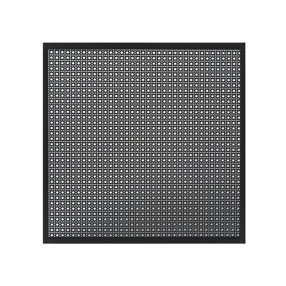 Best Perforated Black Aluminum Metal Sheet With Decorative This Month