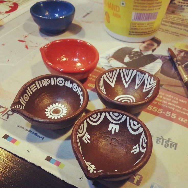 Best 25 Painting Clay Pots Ideas On Pinterest Painted This Month