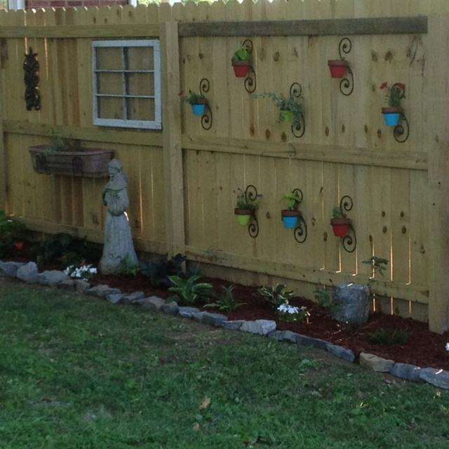 Best 73 Best Fence Decor Images On Pinterest Centerpiece This Month