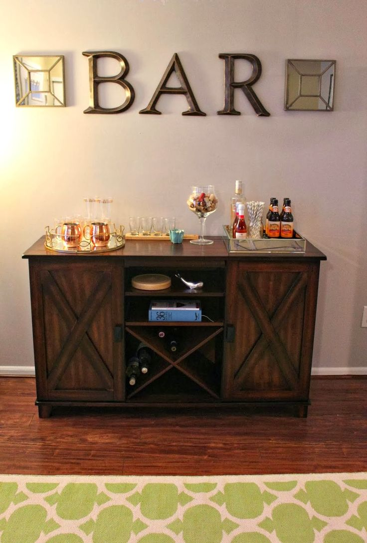 Best 25 Home Bar Decor Ideas On Pinterest Bar This Month