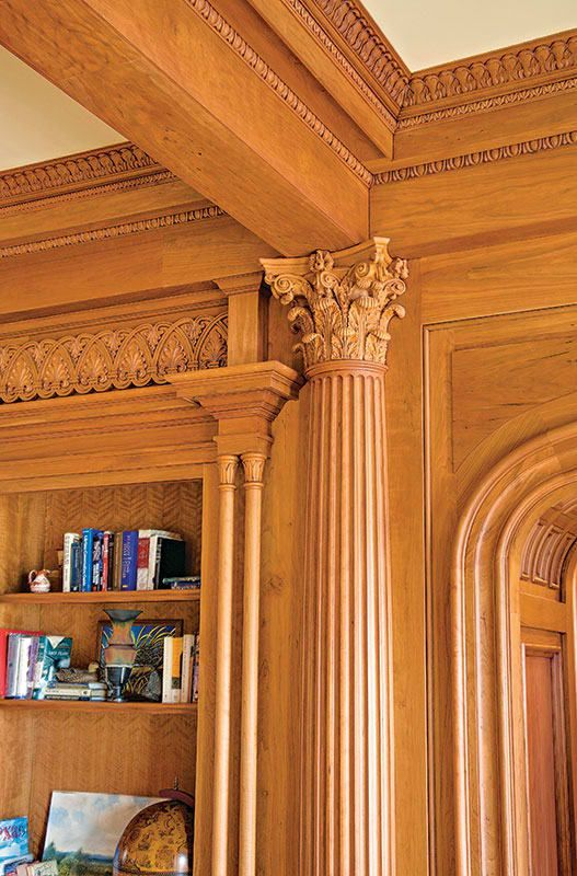 Best The Many Styles Of Decorative Wood Mouldings Traditional This Month