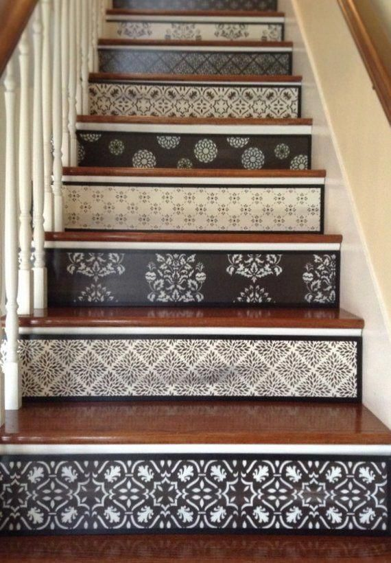 Best Alternative To Vinyl Stair Decals And Stair Stickers This Month