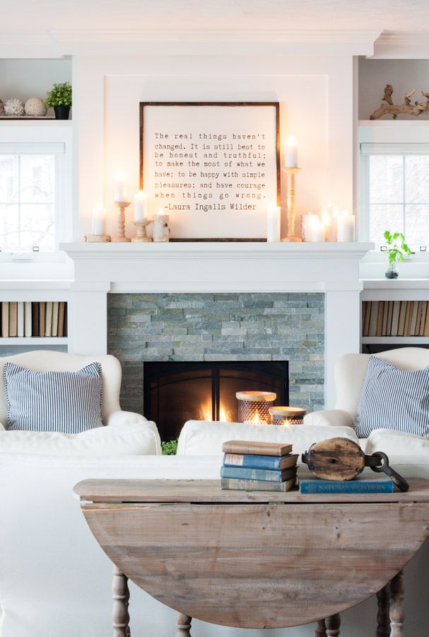 Best 25 Over Fireplace Decor Ideas On Pinterest Decor This Month