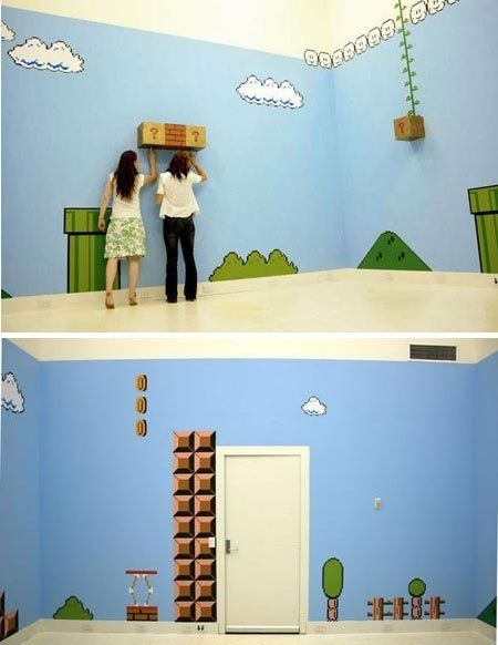 Best Super Mario Room Play Room Ideas For Gamers Pinterest This Month