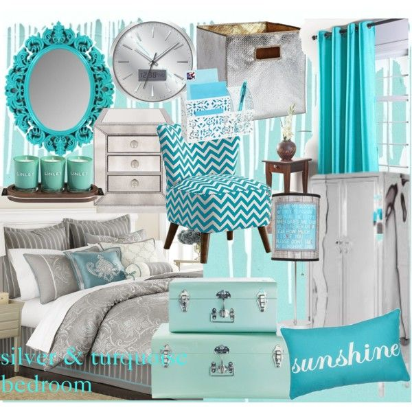 Best 25 Turquoise Bedrooms Ideas On Pinterest Turquoise This Month