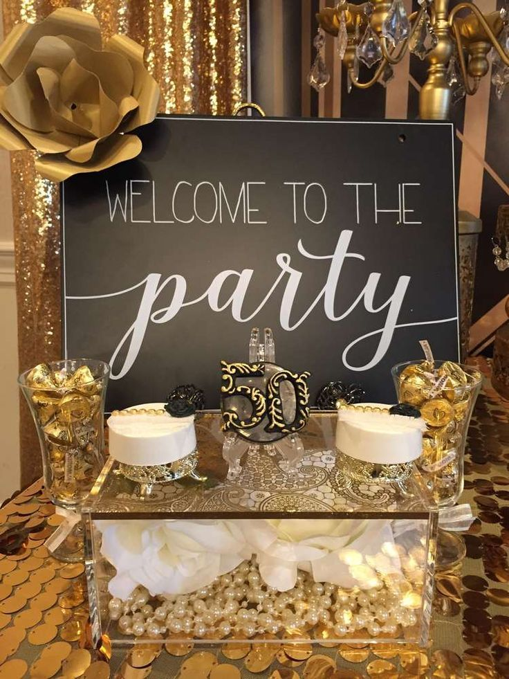 Best 25 50Th Birthday Party Ideas On Pinterest 50Th This Month