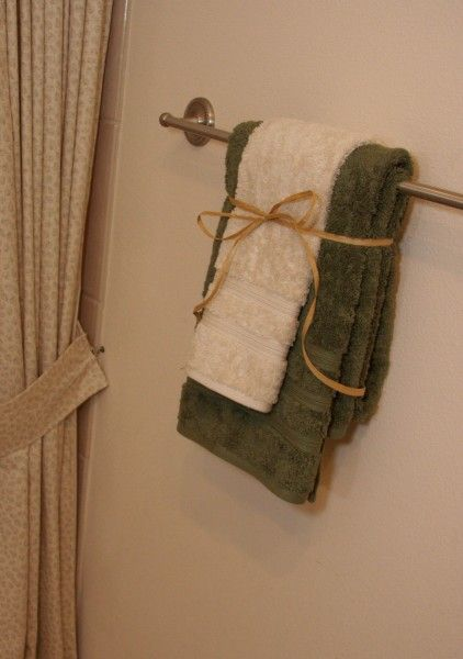 Best 25 Bathroom Towel Display Ideas On Pinterest Towel This Month